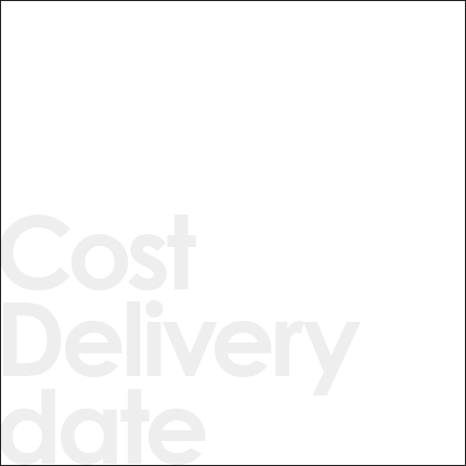 cost delivery date