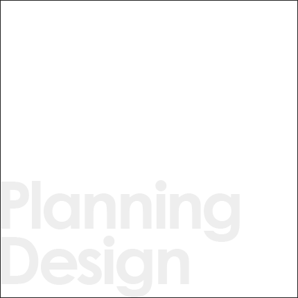 planning design